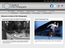 Guide to Film Photography design
